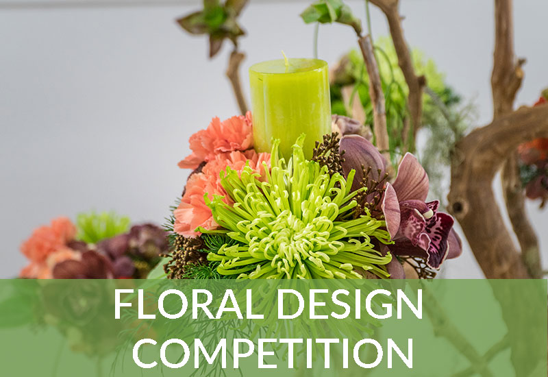 Floral Design Competition quick-link
