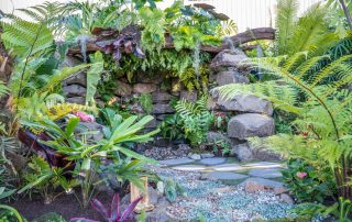 Landscape Gardening Display
