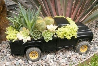 Garden Truck Planter