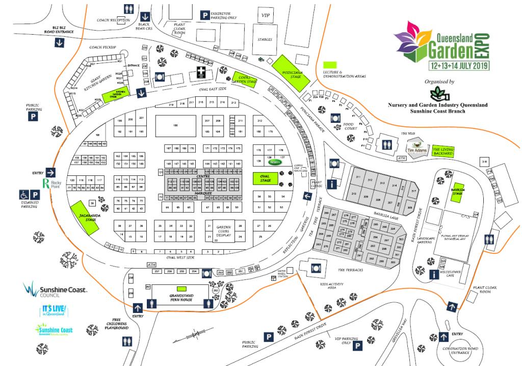 QGE Site Map 2019