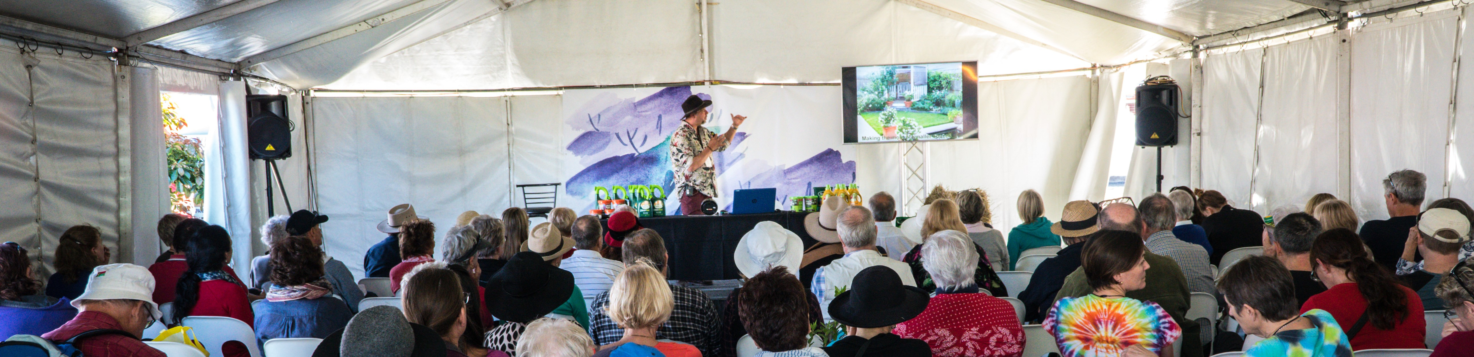 Speaker at 2018 Qld Garden Expo